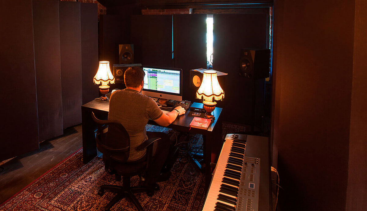 Home mixing