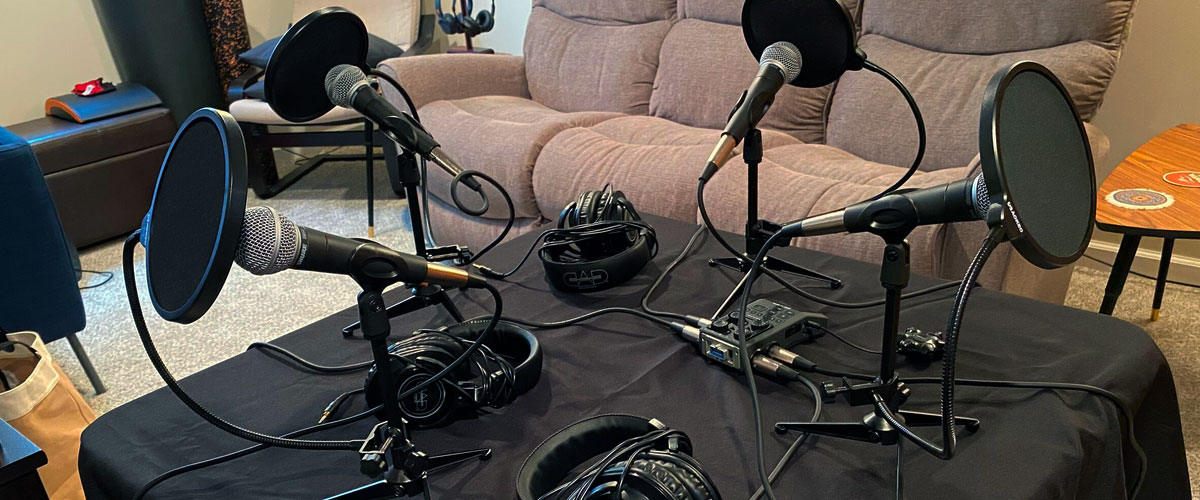 Tips to record a podcast